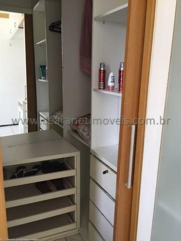 (Cod.:001 - Damas) - Mobiliado - Vendo Apartamento com 3 Quartos, 2 Vagas - Foto 10