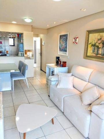 Apartamento projetado,60 m2,3 quartos, 2 vagas,edson queiroz - Foto 6