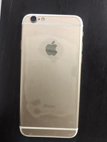 IPhone 6 gold 16 gigas ( apenas venda) - Foto 3