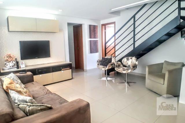 Apartamento à venda com 3 dormitórios em Havaí, Belo horizonte cod:257266