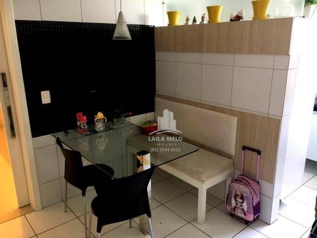 Apartamento 3 suítes no guararapes - Foto 7