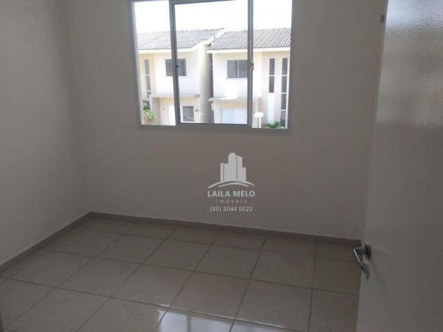 Linda casa duplex em condomínio fechado - Foto 14
