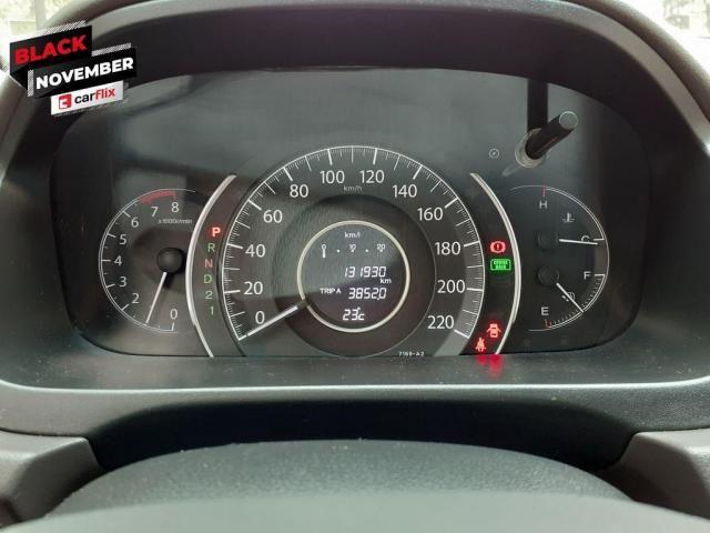 CR-V EXL 2.0 16V 4WD/2.0 Flexone Aut. - Foto 8