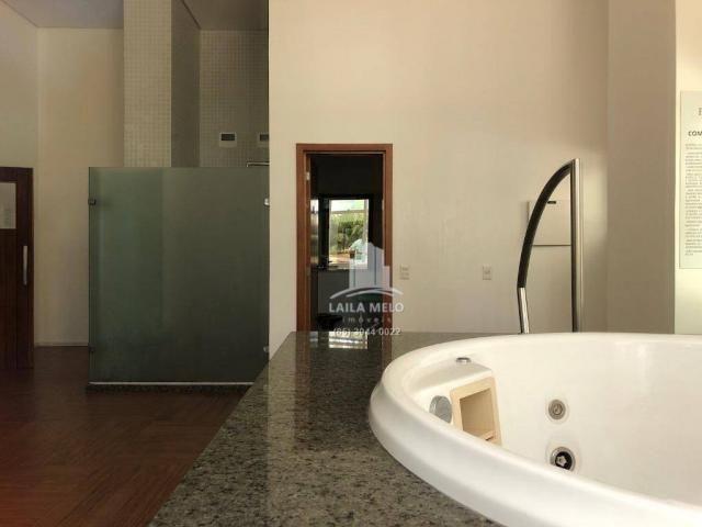 Apartamento no meireles,259 m2,4 quartos,4 vagas,lazer completo,paço do bem - Foto 12
