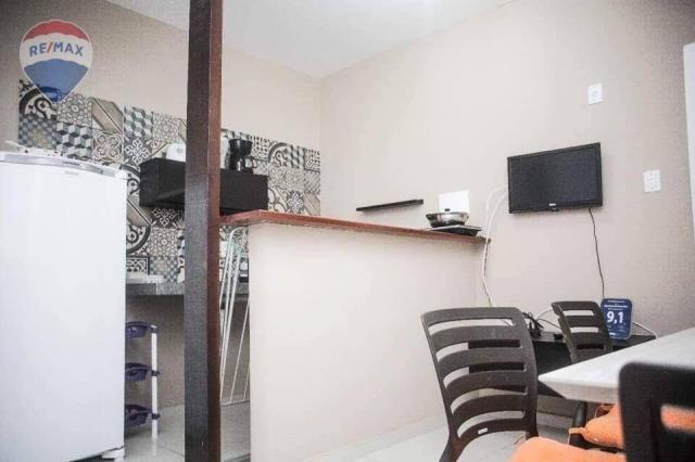 Apartamento à venda, 80 m² - meireles - fortaleza/ce - Foto 3