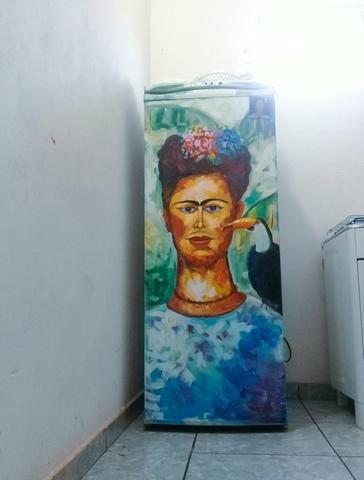 Geladeira Frida Kahlo
