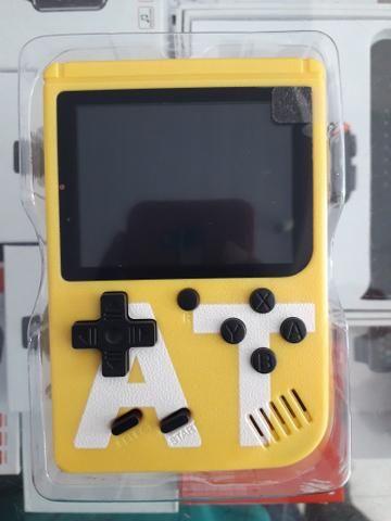 Mini vídeo game AT 400 jogos - Foto 3