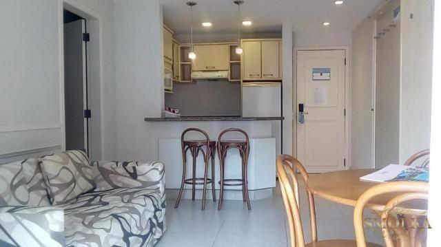 Loft à venda com 1 dormitórios em Jurerê, Florianópolis cod:9618 - Foto 4