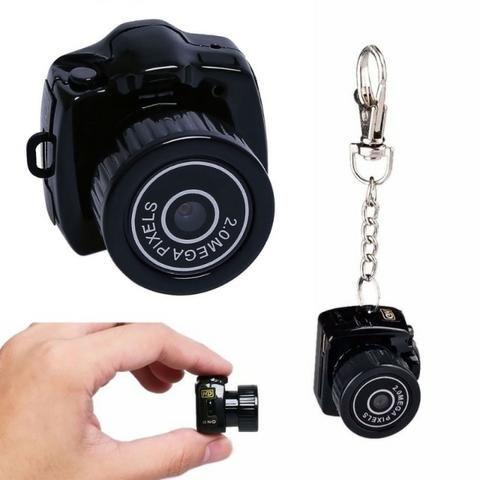 Mini camera espia - Foto 6