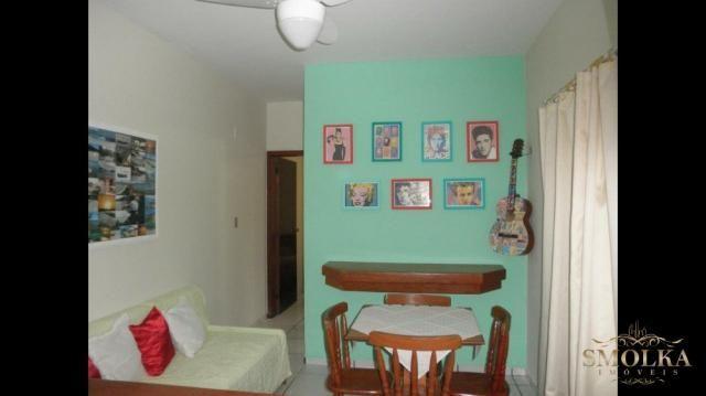 Apartamento à venda com 1 dormitórios em Cachoeira do bom jesus, Florianópolis cod:9463 - Foto 9