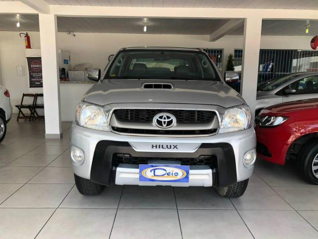 Toyota Hilux CD 4X4 SRV - Foto 3