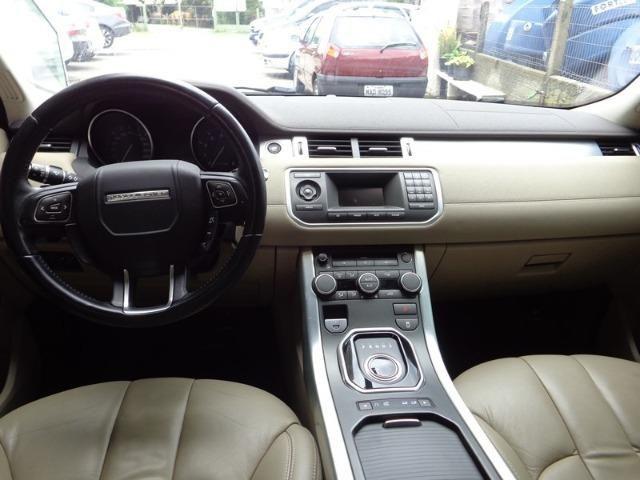 Land Rover - Evoque Pure 2.0 SI4 Top de Linha - 2012 - Foto 8