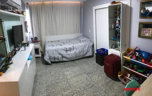 Apartamento com 3 suítes à venda, 218 m² por r$ 1.500.000 - meireles - fortaleza/ce - Foto 12