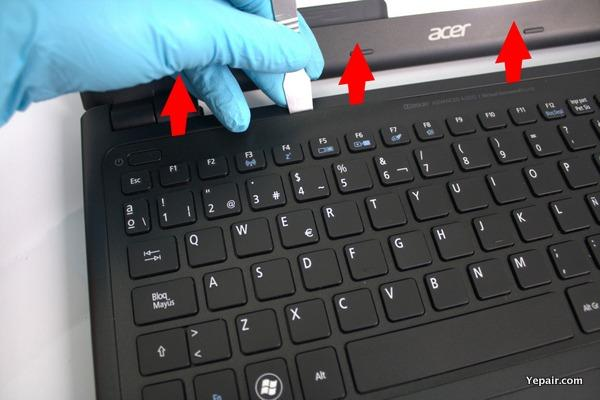 Problemas Teclado Notebook ou MacBook air ou Pro? Resolvemos no mesmo dia - Foto 2