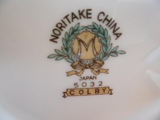 Açucareiro (Sugar Bowl & Lid) em Porcelana Chinesa Noritake 5032 Colby Blue - Foto 4