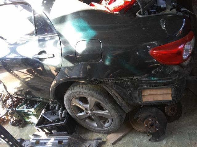 Sucata Toyota Corolla 2012 - Motor Câmbio Peças Acessórios - CDV Credenciado