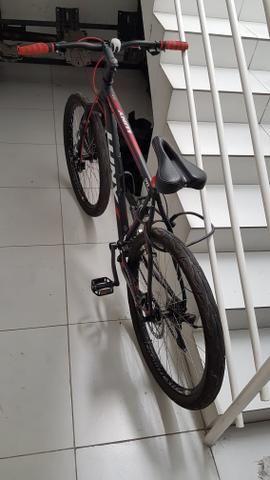 Bicicleta completa vendo e troco