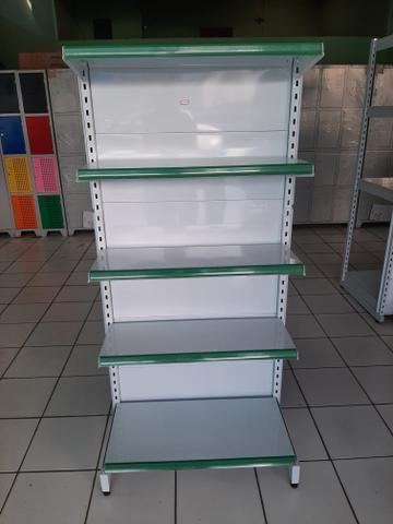 Prateleiras para supermercado (Gôndolas) - Foto 3