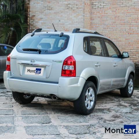 HYUNDAI TUCSON 2012/2013 2.0 MPFI GLS 16V 143CV 2WD GASOLINA 4P AUTOMÁTICO - Foto 3