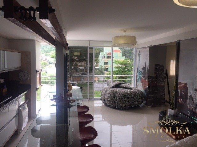 Apartamento à venda com 2 dormitórios em Jurerê, Florianópolis cod:8341 - Foto 2