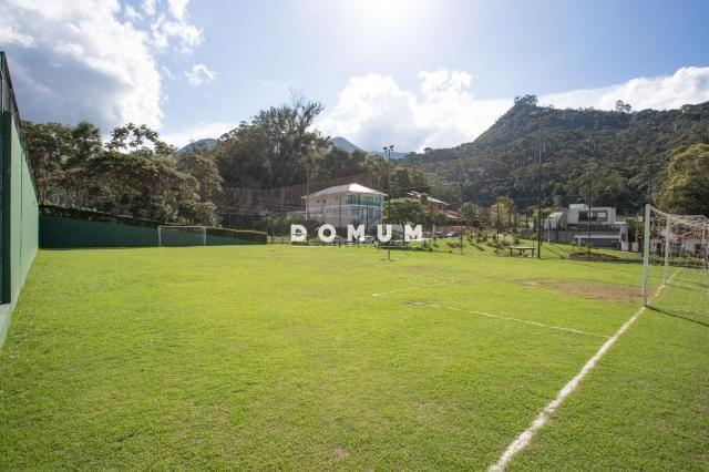 Terreno à venda, 826 m² - parque do imbui - teresópolis/rj - Foto 13