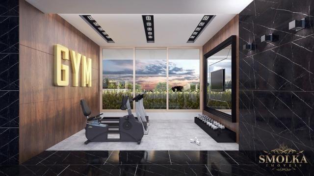 Apartamento à venda com 2 dormitórios em Jurerê internacional, Florianópolis cod:8446 - Foto 3