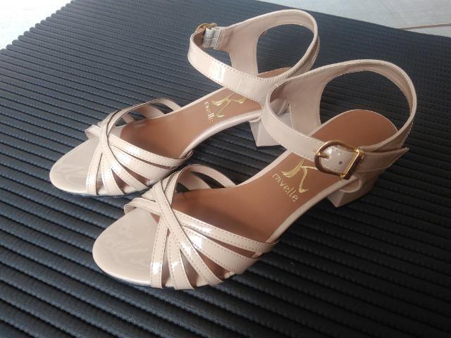 Sapato sandália NOVO - Foto 3