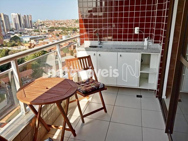 Apartamento para alugar com 3 dormitórios em Meireles, Fortaleza cod:778861