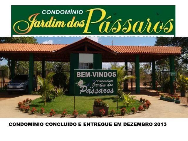 Lote em Campo Maior - Condominio Jardim dos Pássaros -medindo 600m²