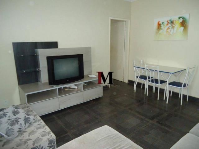 Alugamos apartamento mobiliado com 3 quartos - Foto 11