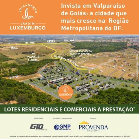 Lotes a venda em valparaiso de Goiás - Foto 4