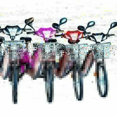 Sousa bike motorizada e silenciosa