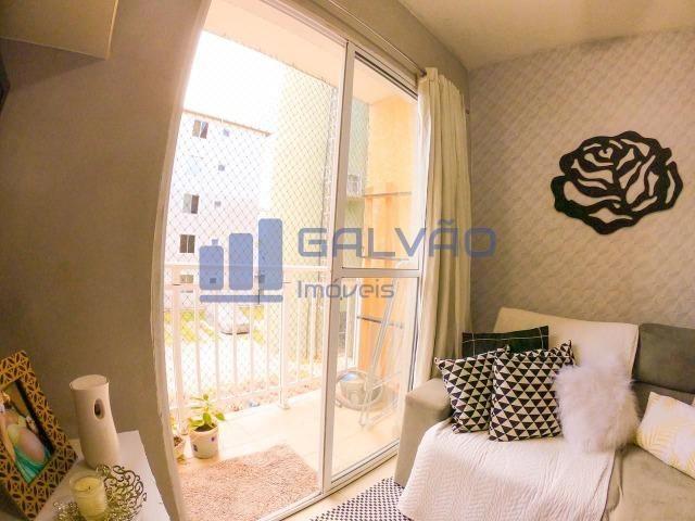 MR- Apartamento 3Q no Vila Itacaré no Rossi na Praia da Baleia - Foto 6