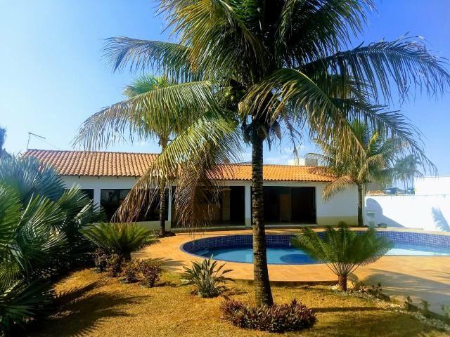 Arniqueiras QD 05 Casa piscina churrasqueira lote 740m2, só 689mil (Ac Imóvel)