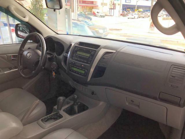 Toyota Hilux CD 4X4 SRV - Foto 12
