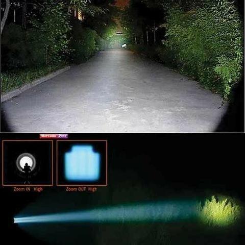 Lanterna Tatica X900 - Super Potente - Promoção - Foto 3