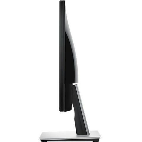"""Monitor Lcd Led 21,5"""" Dell SE2216H Full HD Preto - Foto 2"""