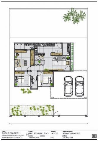 Casa à venda com 3 dormitórios em Setor habitacional vicente pires, Brasília cod:SHVP62.1