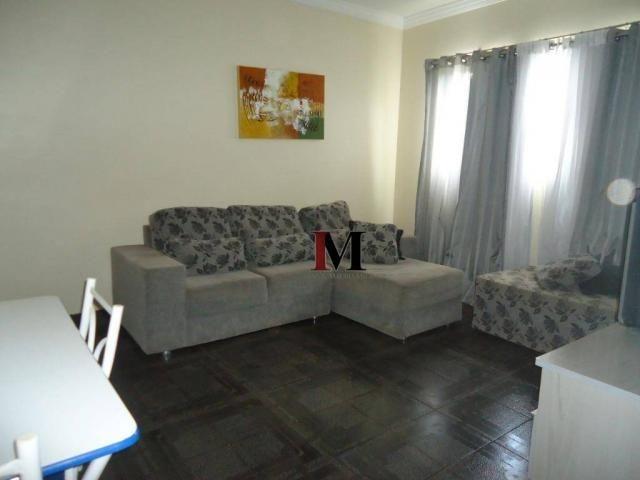 Alugamos apartamento mobiliado com 3 quartos - Foto 9