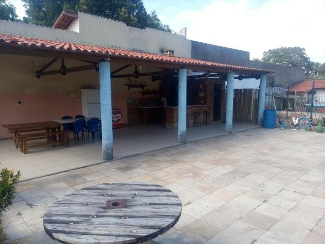 Chacara no Icarai toda alpendrada 5 Suites Campo de Futebol Piscina mais de 15 vagas estac - Foto 2