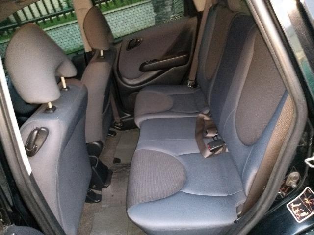 Honda Fit 2005 CVT automático show de bola - Foto 9