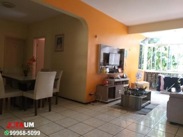 Proximo Igreja de Fátima, 3 quartos, DCE, varanda, 2 vagas, JV098 - Foto 4