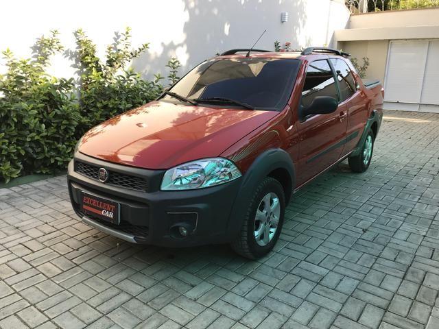 Fiat Strada 1.4 Working CD, 3 portas - 2017