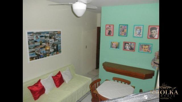 Apartamento à venda com 1 dormitórios em Cachoeira do bom jesus, Florianópolis cod:9463 - Foto 6