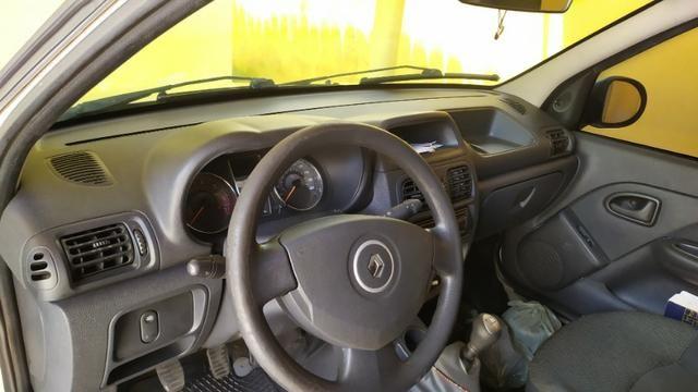 Vendo Renault Clio 1.0 flex 4 portas em perfeito estado, segundo dono! - Foto 4