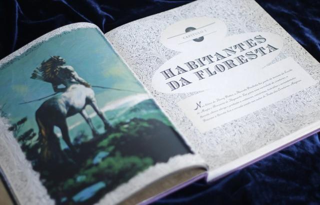 O Livro Das Criaturas De Harry Potter - Foto 2