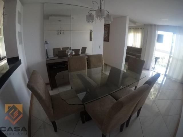 TS. Apartamento de 3 quartos/suíte, sol da manhã em Morada de Laranjeiras na Serra - Foto 6