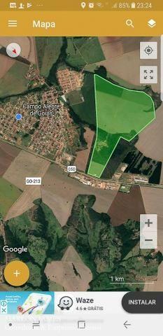 Fazenda em Campo Alegre de Goiás para plantio de soja! - Foto 3