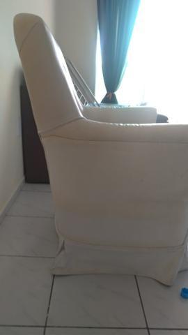 Cadeira de amamentação em bom estado