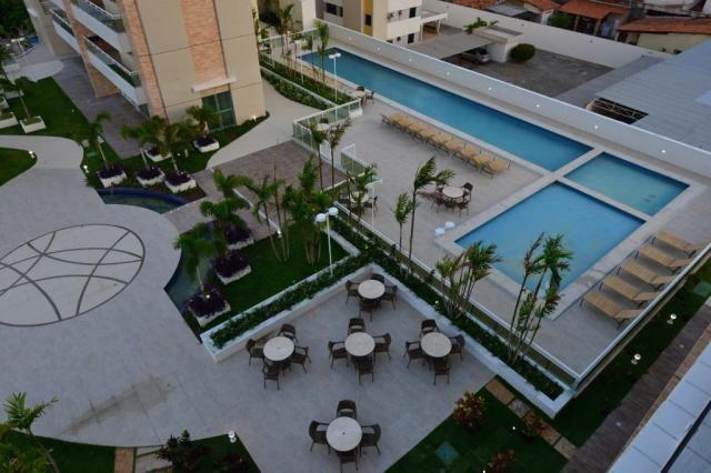 Apartamento com 2 dormitórios à venda, 74 m² por r$ 699.300 - guararapes - fortaleza/ce - Foto 7